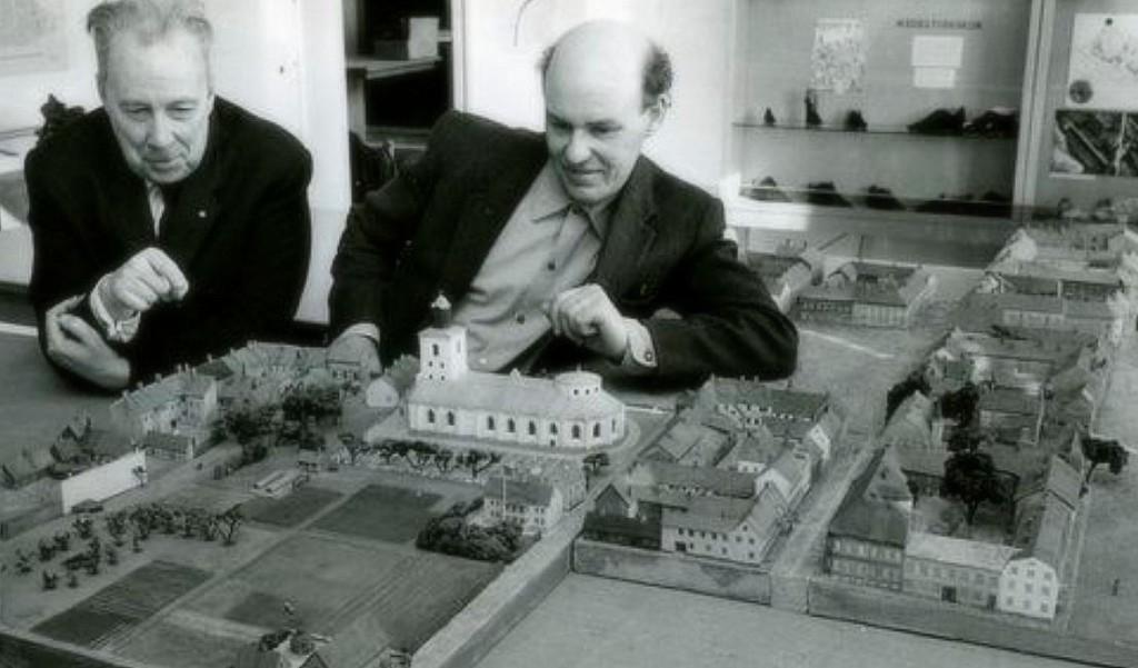 kurt stadsmodell