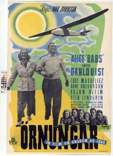 Örnungar (1944) Filmografinr 1944/28