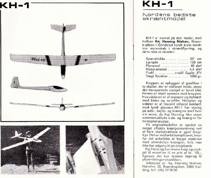 KH-1 hangkärra