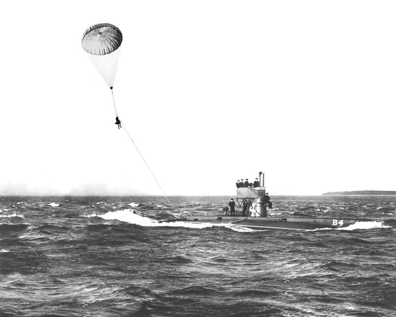 ubåtspara